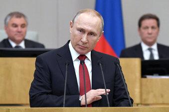Putin könnte bis 2036 im Amt bleiben