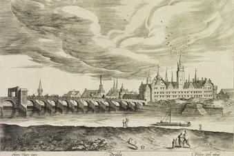 So wurde die Augustusbrücke gebaut