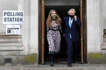 Boris Johnson und das zerrissene Land