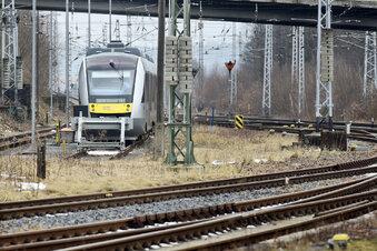 Zugverbindung Döbeln-Chemnitz gekappt