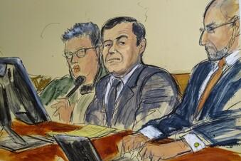 """Harte Haftbedingungen für """"El Chapo"""""""