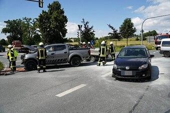 Zwei Verletzte bei Crash an der Kamerun-Kreuzung