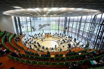Milliarden-Poker um Corona-Schulden in Sachsen