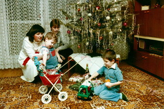 Wo ist das sächsische Weihnachtsfest entstanden?