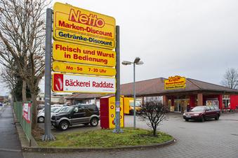 Netto-Neubau in der Warteschleife
