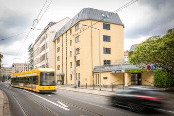 Bistum Dresden baut an Schweriner Straße