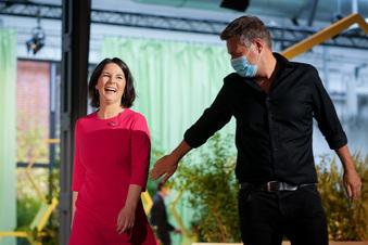 Baerbock als Kanzlerkandidatin bestätigt