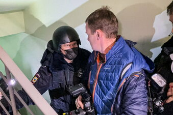 Nawalnys Haftstrafe von Gericht bestätigt