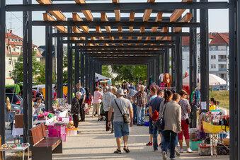 Flohmarkt in Freital fällt aus