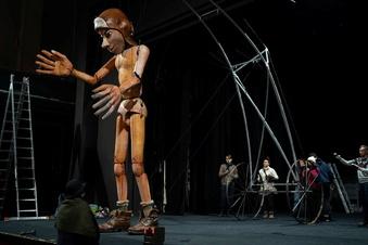 Bischofswerda: Kinder werden zu Puppenspielern