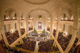 Dresden: Offene Kirchen an Heiligabend