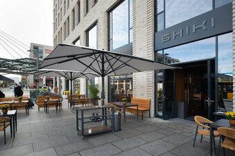 Dresden: Neue Gastronomie am Postplatz