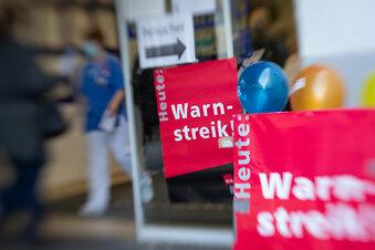 Dresden: Verdi ruft wieder zu Streiks auf