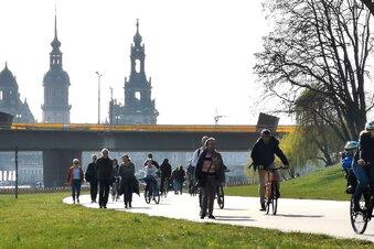 Zwei Tage Frühsommer in Dresden