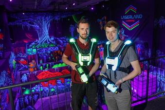 Zweite Lasertag-Anlage in Bautzen öffnet
