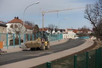 Döbeln: Kritik an neuer Brücke