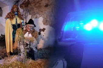 Polizei rechtfertigt Einsatz bei Märchenfest