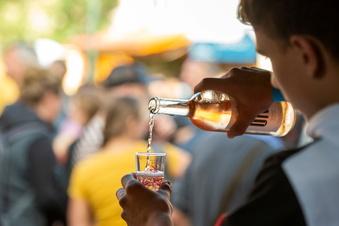 Harsche Kritik hagelt es für das Radebeuler Weinfest