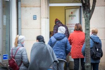 Kostenlose Masken: Ansturm auf Dresdner Apotheken