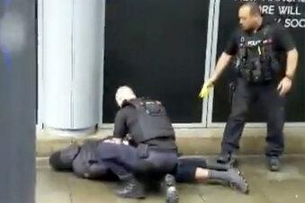 Polizei wertet Messer-Angriff als Terror