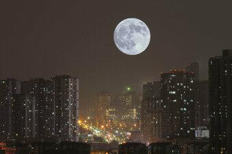Auf dem Mond gibt es bald Mobilfunk