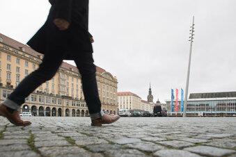 Altmarkt-Umbau verzögert sich