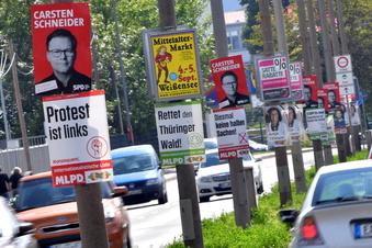 ARD-Deutschlandtrend: SPD-Vorsprung schrumpft leicht