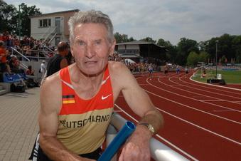 Zittauer Rekordhalter feiert 90. Geburtstag