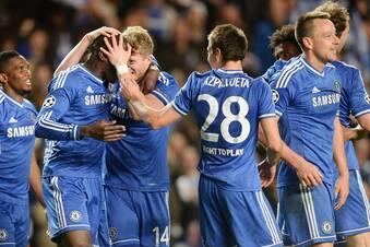 Schürrle führt Chelsea ins Halbfinale