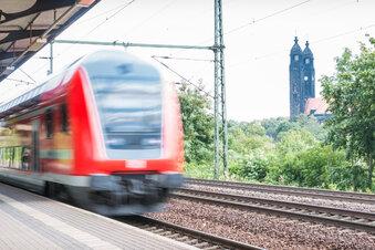 Schaffnerin in Dresdner S-Bahn angegriffen