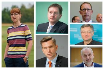 Landtagswahl-Spitzenkandidaten erleben