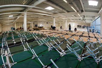 Baumarkt wird Asylbewerber-Unterkunft
