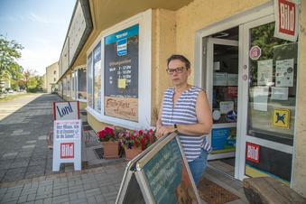 Letzte Händlerin kämpft in Hagenwerder