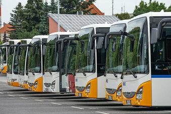 Mehr Busse von Radeberg nach Dresden