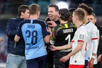 RB Leipzig patzt gegen Gladbach, Bayern jetzt Spitze