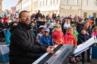 Sänger machen Großenhain zu Sachsens Chor-Hauptstadt