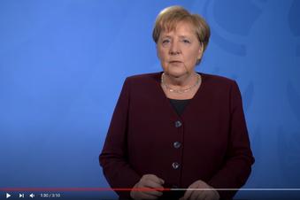 Merkel: Jetzt zählt jeder Tag