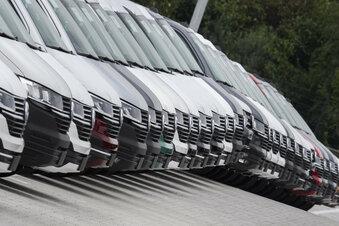 Europas Automarkt bricht ein