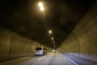 Bund macht Autobahntunnel dicht