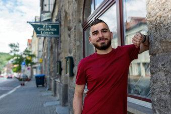 Goldener Löwe wird griechisches Restaurant