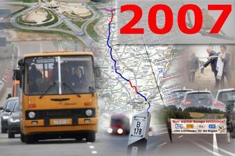 B178 neu: Was im Jahr 2007 passiert ist