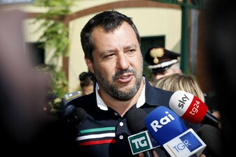 EinDenkzettel für Salvini