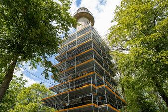 Beliebter Turm öffnet wieder