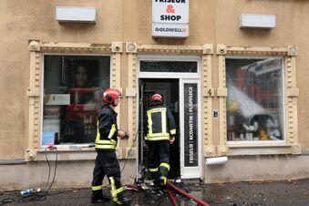 Nach Brand: Spendenkonto eröffnet