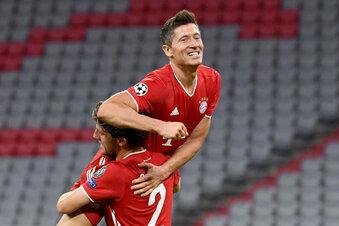 Bayern freut sich auf Barcelona