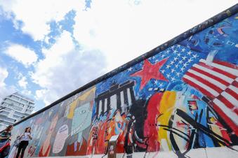 Die Berliner Mauer steht heute überall auf der Welt
