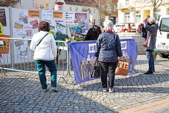 Marktprotest geht weiter