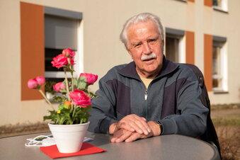 88 Jahre, frisch geimpft und guter Dinge