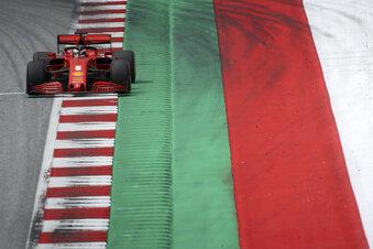 Früher Feierabend für Vettel