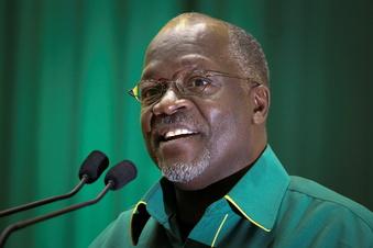 Tansanias Präsident Magufuli ist tot